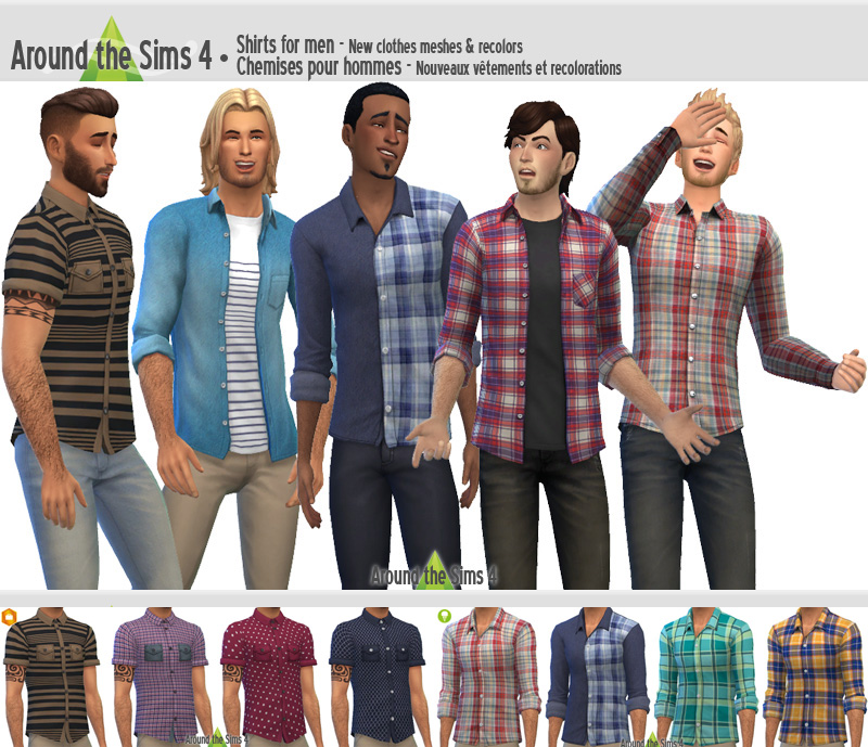 Souvent Around the Sims 4 | Custom Content Download | Objects | New CC to  VN93