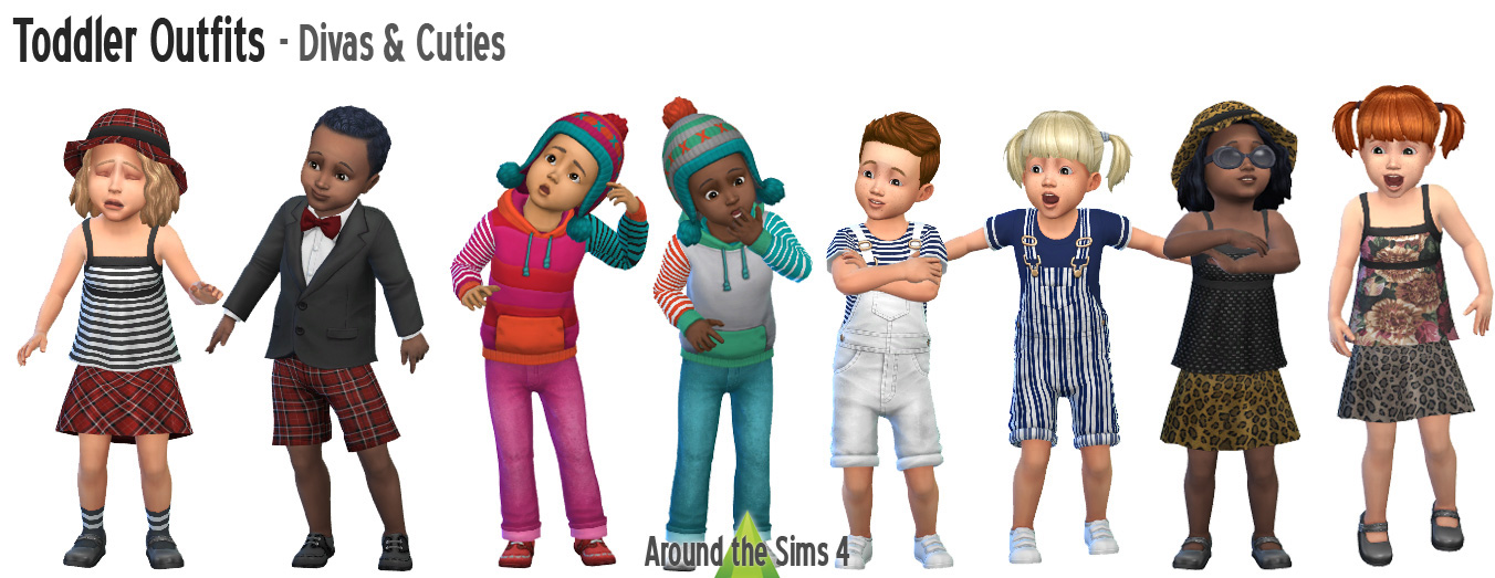 Favori Around the Sims 4 | Custom Content Download | Objects | New CC to  DW48