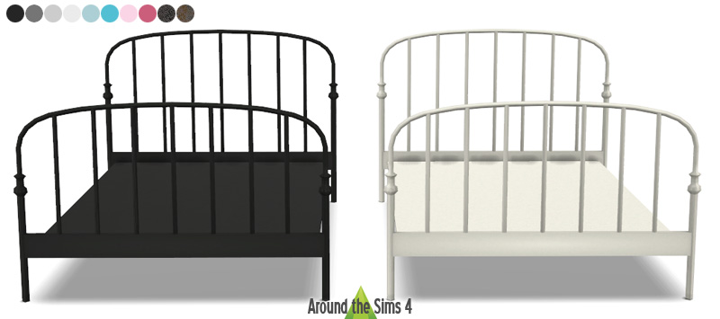 baby bed sims 4 cc