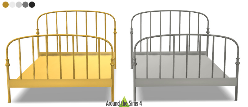 Around The Sims 4 Custom Content Download Objects Ikea Bedroom