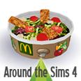 Around the Sims 4 | Custom Content Download | Mc Donald's
