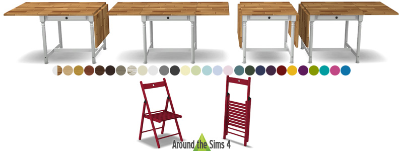 Around the Sims 4 Custom Content Download IKEA  : prevue2 from sims4.aroundthesims3.com size 800 x 300 jpeg 51kB