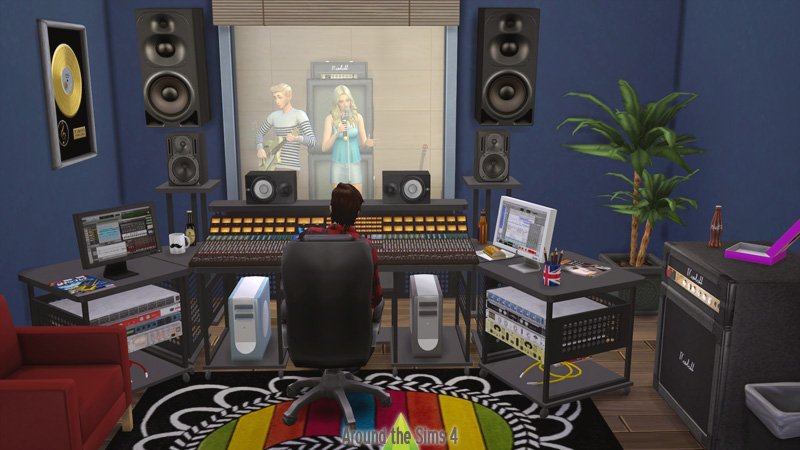 Around The Sims 4 Custom Content Download Recording