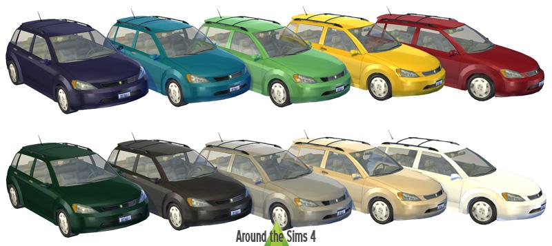 Автомобили и транспорт Car1