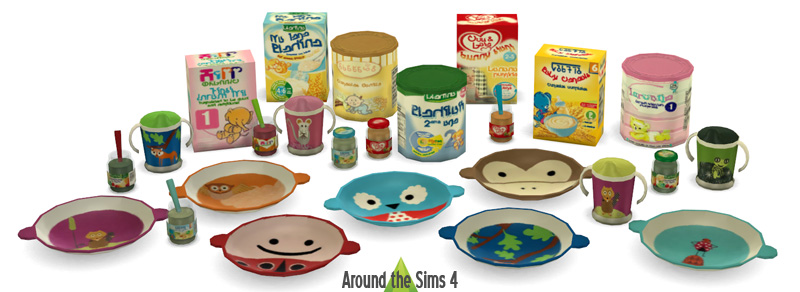 Kids Room Sims  Set