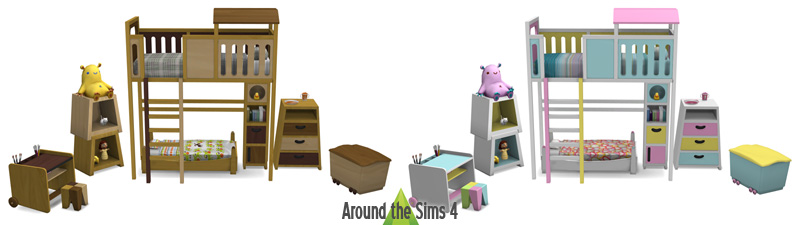 Around The Sims 4 Custom Content Download Tam Tam Kid