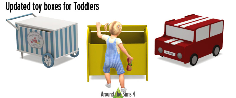 Around The Sims 4 Custom Content Download Ikea Toddler