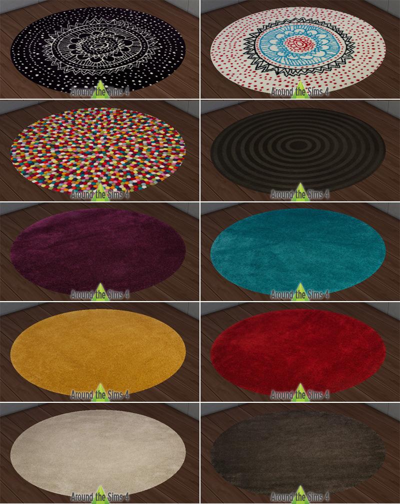 ikea rug - Tapis Color Ikea