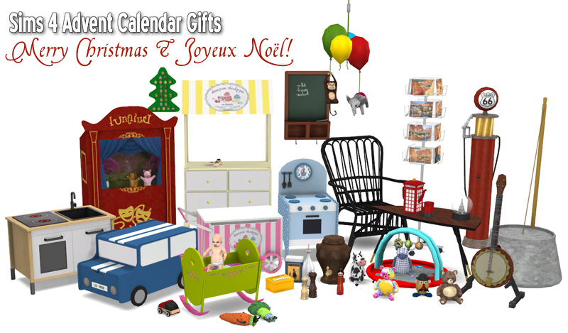 Around The Sims 4 Custom Content Download 2015 Advent