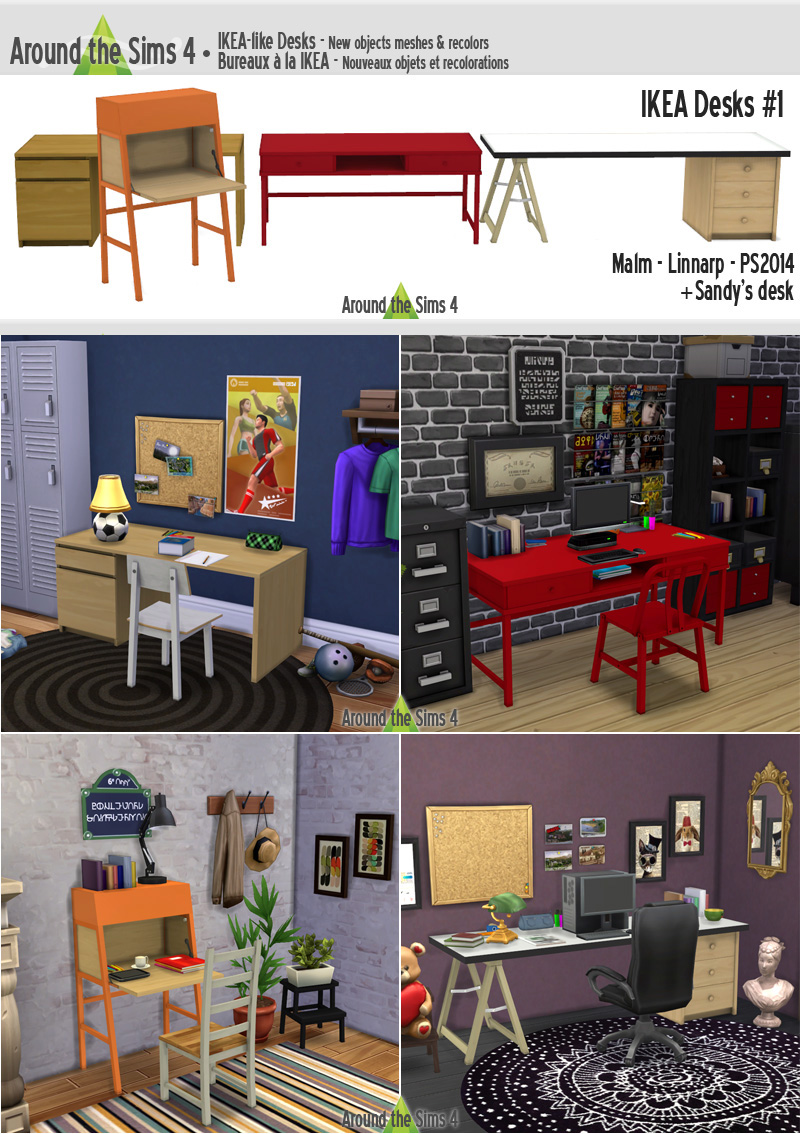 Around the Sims 4 | Custom Content Download | Objects ...