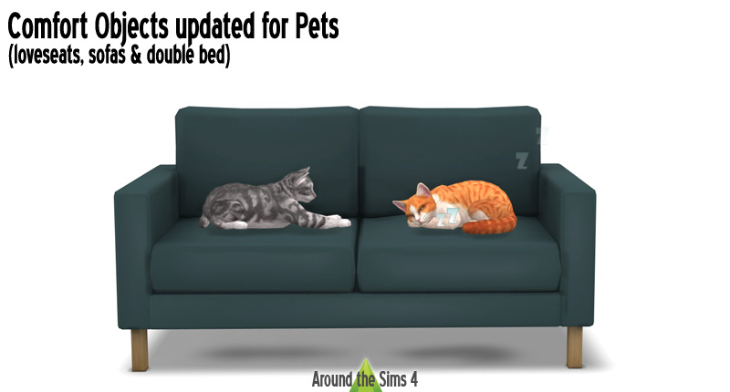 Updated for pets