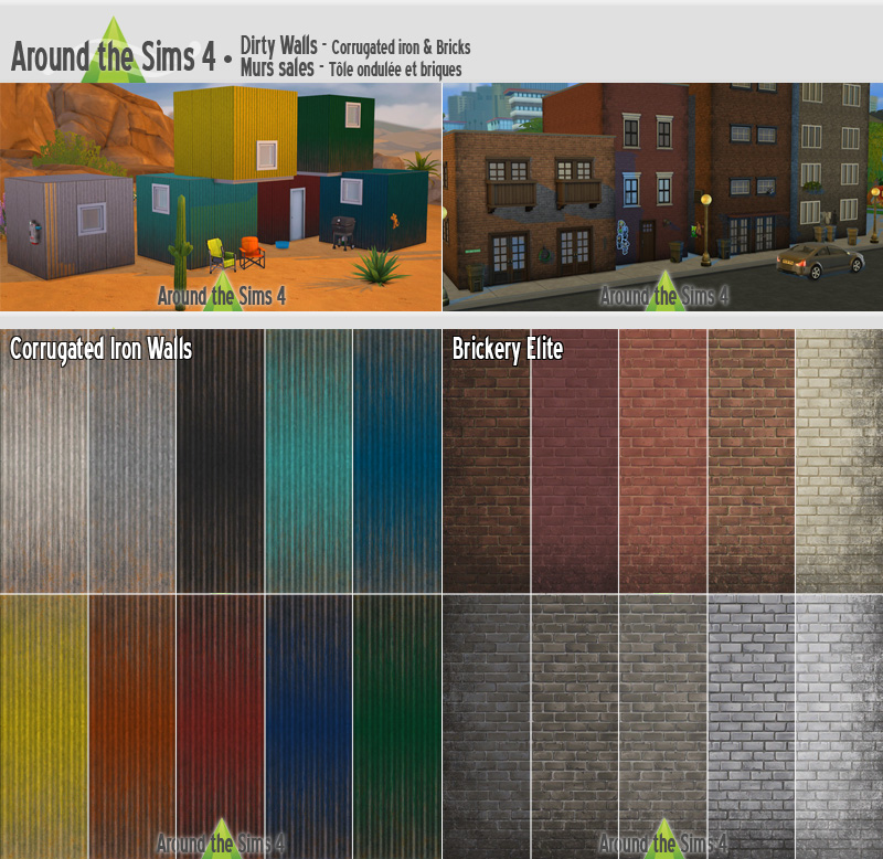 Sims 4 Cc S The Best Windows By Tingelingelater: Custom Content Download